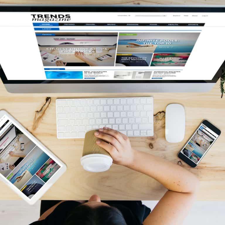 Change Digital Marketing- WordPress website development