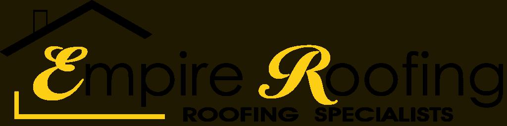 Empire Roofing Logo Website Design